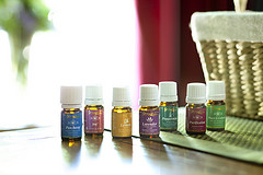 Young Living Essential Oils- frequency