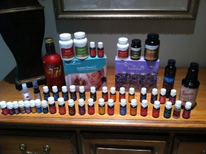 Young Living Essential Oils- studies done at universities