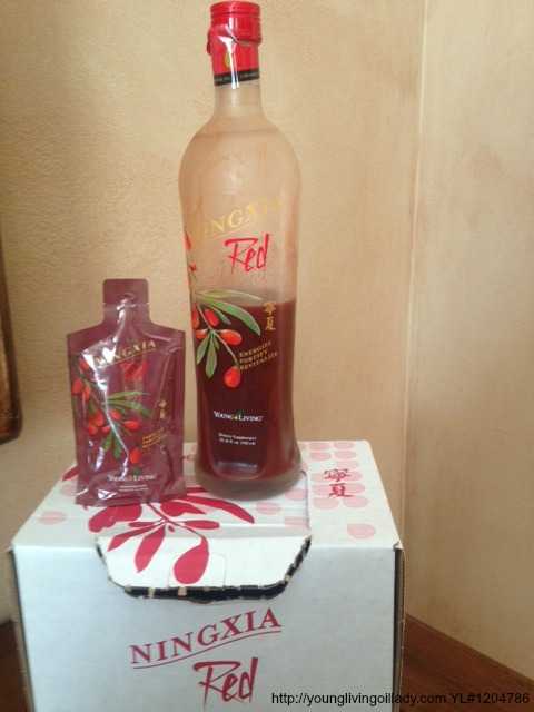 Young Living NingXia Red Juice