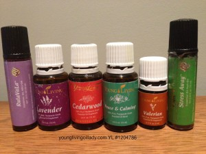 Young Living Essential Oils Tip