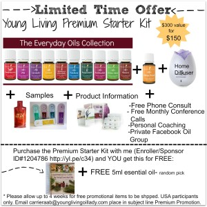 Premium Starter Kit Promotion Yl Oil Lady A Christian