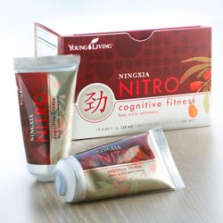young Living's Ningxia Nitro- YL Oil Lady